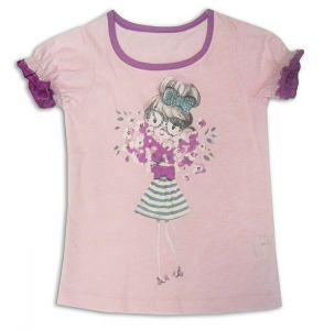 Л205 Блуза для девочки Basia Россия
