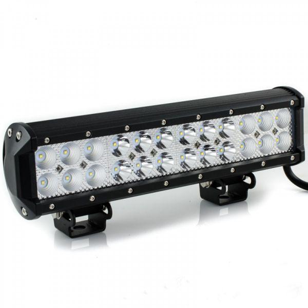 Двухрядная светодиодная LED балка 90W CREE (3W)