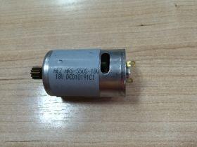 Двигатель на аккумуляторный шуруповерт с ответной шестерней: C1 - 18В Интерскол