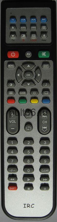 Пульт IRC DAEWOO TV,VCR,AUX,SAT 03F