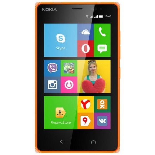 NOKIA X2 DS Orange