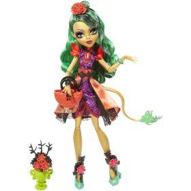 Кукла Джинафайр Лонг (Jinafire Long), серия Мрак&Цветение, MONSTER HIGH
