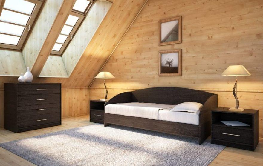 Кровать Этюд Софа | Орматек