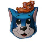 Кот с мышонком