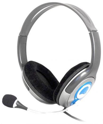 Мониторные наушники с микрофоном Ritmix rh-943M (2.7 метра)