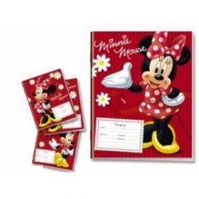 """Тетрадь """"Minnie Mouse"""" 24 листа, клетка"""