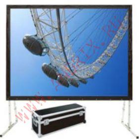 Экран натяжной сборно/разборный Classic Solution Premier Corvus 325х192 (16:9)