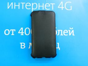 Чехол-книжка для Alcatel One Touch SCRIBE HD / 8008