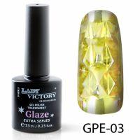 Витражный гель-лак Lady Victory GPE-03