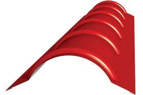 Планка Конька круглого R 110*2000