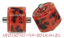 Ролики сменные Graffiti wheel kit - Граффити FATS ABEC 5