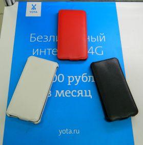 Чехол-книжка для Alcatel POP S3 / 5050
