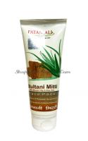 Маска для лица с лечебной глиной Патанджали Аюрведа / Divya Patanjali Multani Mitti Face Pack
