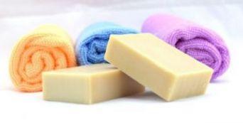 Органическое мыло Ласковое