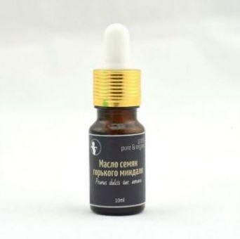 100% натуральное масло миндаля горького. 10 мл
