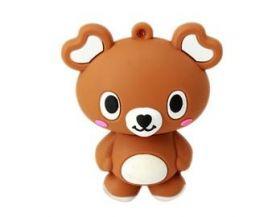 Флешка - Медвежонок (USB 2.0 / 4GB)