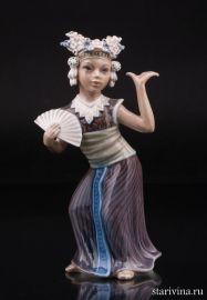 Восточная танцовщица, Dahl Jensen, Дания