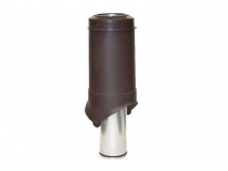 Выход вентиляции Krovent Pipe-VT 125 изолированный