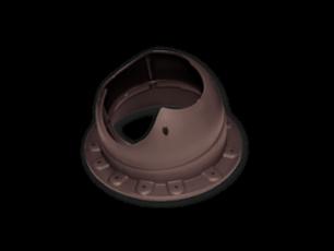Проходной элемент Krovent Base-VT Seam 110