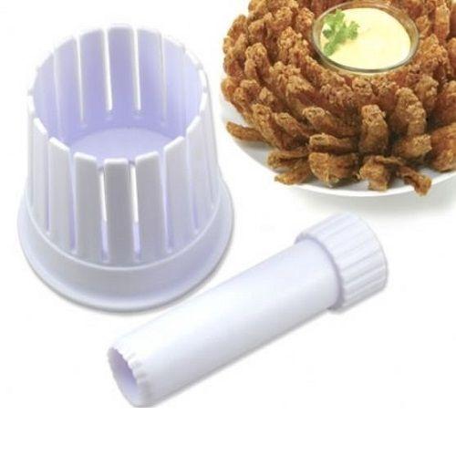 Приспособление Onion Blossom Maker для приготовления шикарных закусок из овощей и фруктов