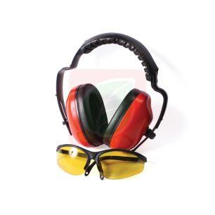 Наушники противошумные+очки (блистер)