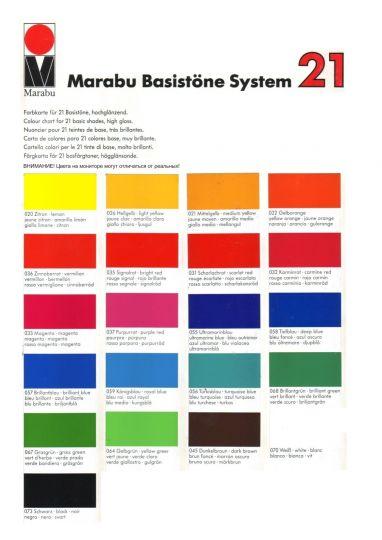 Краска Marabu Glasfarbe GL