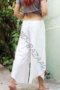 Индийские штаны с запахом (разные цвета)
