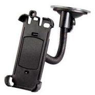 """Держатель """"Hama"""" для Apple iPhone 4/4S автомобильный гибкий черный (H-108115)"""