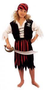 """Костюм """"Пиратка"""" для девочки"""