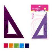 """Треугольник Keyroad """"Rock"""", 60°, 18см, блистер (арт. KR970478)"""