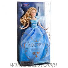 Кукла  Принцесса Золушка Королевский бал 2015 - Cinderella - Royal Ball 2015 doll Disney Store