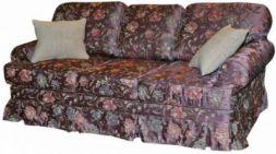 Прямые диваны и кресла