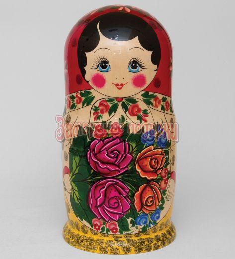 Матрешка 20-кукольная (Семеновская)