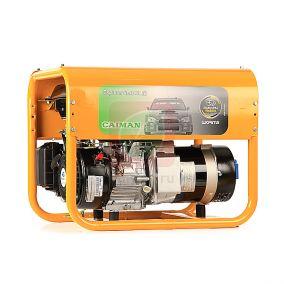 Генератор 4,1 кВА Explorer 4010XL12, двиг. Subaru EX21 (211 сс), бак 12 л, 45 кг