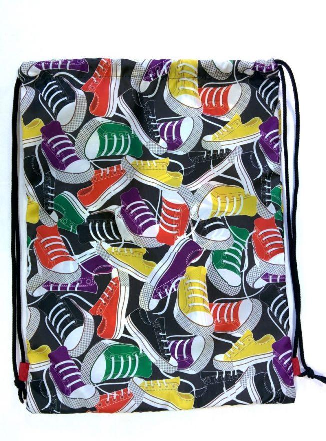 Мешок для обуви  ПодЪполье Colorful shoes малый