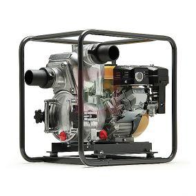 Мотопомпа CP-301T, двиг. Subaru EX27 (265 сс), 1200 л/мин, 65,1 кг