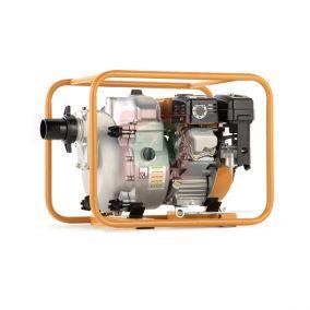 Мотопомпа P52EX, двиг. Subaru EX17 (169 сс), 750 л/мин, 26 кг