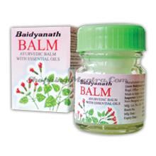 Обезболивающий бальзам быстрого действия Байдьянатх / Baidyanath Pain Balm
