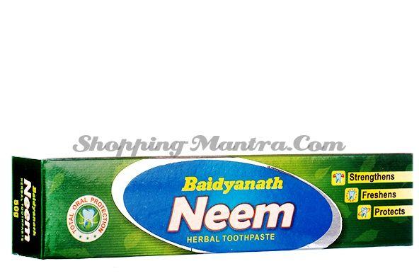 Зубная паста Ним Бадьянатх / Badyanath Neem Toothpaste