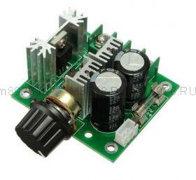 Регулятор напряжения 12 вольт 10 ампер  ШИМ