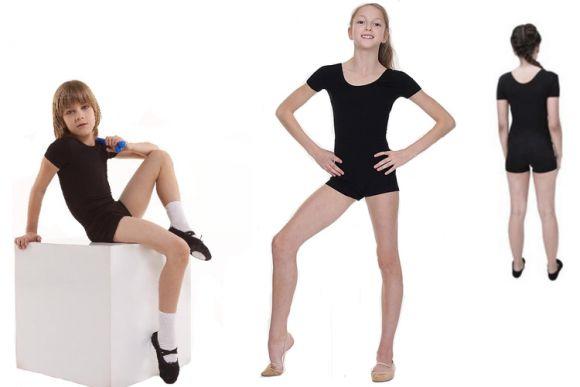 Комбинезон гимнастический art172