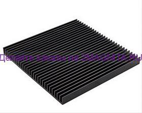 Радиатор HS 172-150,  150х150х13 мм