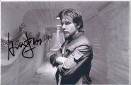 Автограф: Харрисон Форд. Звездные войны