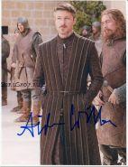 Автограф: Эйден Гиллен. Игра престолов