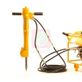 Гидромолоток отбойный BH23K, ручной (кирка в комплекте)