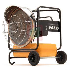 Нагреватель инфракрасный дизельный 32,5 кВт VAL6 KBE1SC