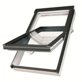 Мансардное окно Fakro PTP U3 ПВХ