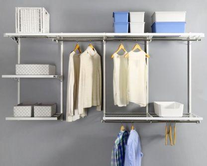 Набор для гардеробной №4 (2350х1175x400мм) - LSHV6