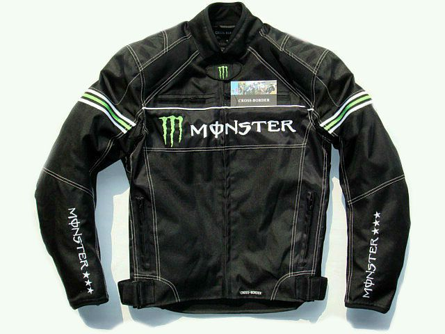 Мотокуртка Monster Energy