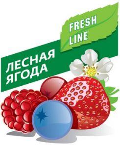 Е-жидкость 60мл. BestSmoking FreshLine - Лесные ягоды